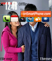 My Name Is Khan 01 theme screenshot