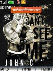 John Cena 07 theme screenshot