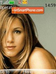 Jennifer Aniston 01 theme screenshot