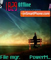 Waiting 4 U theme screenshot
