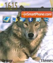 Wolfes es el tema de pantalla