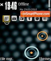 Circles 03 theme screenshot