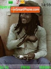 Bob marley tema screenshot