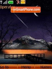 Landscape theme screenshot