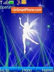 Fairy theme screenshot
