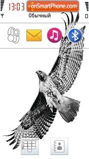 Eagle Awesome tema screenshot