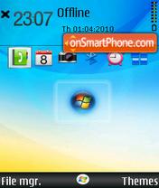 Vista light 02 Theme-Screenshot