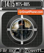Counter Strike 01 es el tema de pantalla