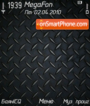 Metal 3 by Altvic theme screenshot