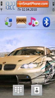Nfs Shift 03 theme screenshot