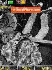 Kurt Cobain es el tema de pantalla