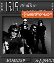 Bon Jovi es el tema de pantalla