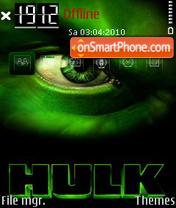 Hulk 03 es el tema de pantalla