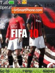 Fifa 10 01 theme screenshot