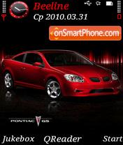 PontiacG5 by Trewoga theme screenshot