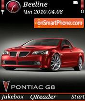 PontiacG8 by Trewoga theme screenshot