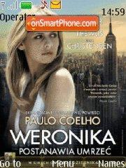 Veronika Decides to Die es el tema de pantalla