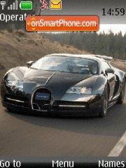 Скриншот темы Mansory Bugatti Veyron Linea Vincero