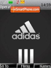 AdidaS Dark theme screenshot