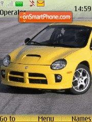 Dodge SRT-4 Theme-Screenshot