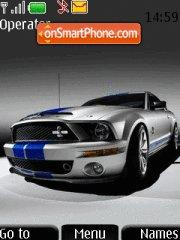 Ford Mustang Shelby 01 theme screenshot