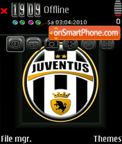 Juventus Mou theme screenshot