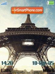 Paris es el tema de pantalla