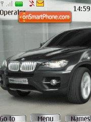 BMW X5 Black es el tema de pantalla