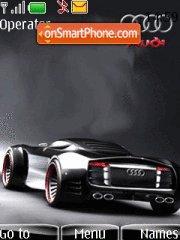 Скриншот темы Audi 11