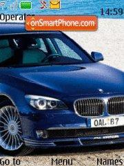 BMW Blue 03 tema screenshot