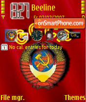 USSR 01 theme screenshot