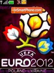 Euro 2012 02 tema screenshot
