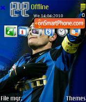 J.Zanetti es el tema de pantalla