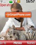 Yulia Timoshenko 2 theme screenshot