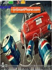 Скриншот темы Pepsi 07