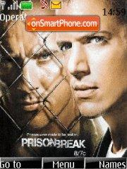 Prison break 14 theme screenshot