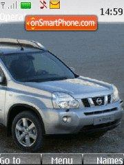 Nissan x-trail theme screenshot