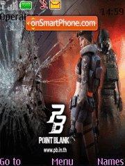 Point Blank es el tema de pantalla