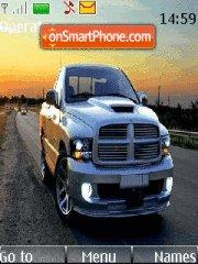 Dodge ram 01 Theme-Screenshot