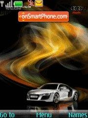 Audi R8 12 tema screenshot
