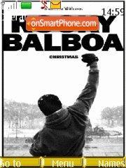 Rocky Balboa 01 theme screenshot