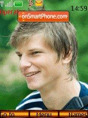 Arshavin 03 theme screenshot