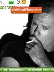 Bruce Willis 01 es el tema de pantalla