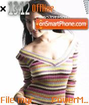 Anushka Sharma 01 theme screenshot