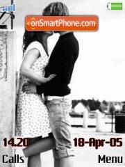 Love Couple 08 es el tema de pantalla