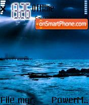 Beautiful Sea es el tema de pantalla