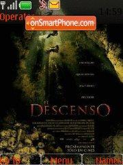 Descent theme screenshot