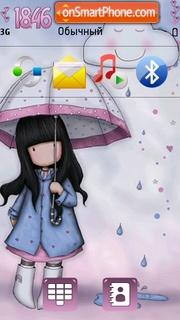 Puddles Of Love theme screenshot