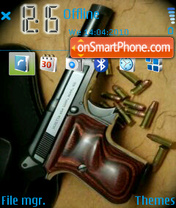 Beretta 950 theme screenshot