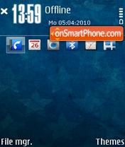 Starts theme screenshot